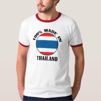 タイで作られる Tシャツ