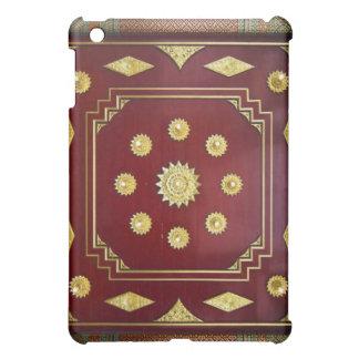 タイのパビリオンの内部のデザイン iPad MINIケース
