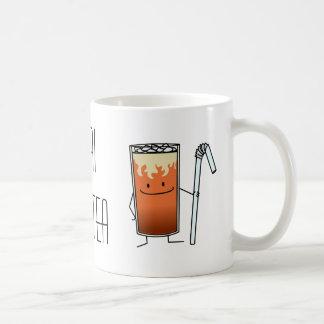 タイの凍らされた茶及び曲げやすいわらの幸せな飲み物タイ コーヒーマグカップ