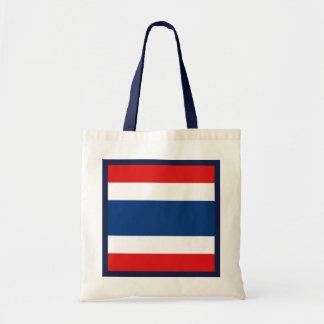 タイの旗のバッグ トートバッグ