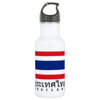 タイの旗 ウォーターボトル