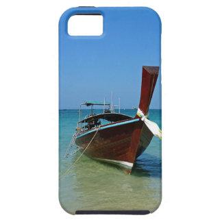 タイの長い尾のボート iPhone SE/5/5s ケース