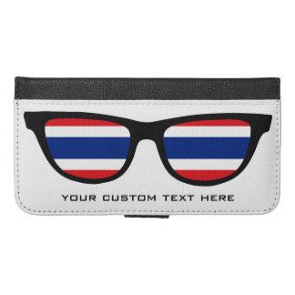 タイの陰の習慣のウォレットケース iPhone 6/6S PLUS ウォレットケース