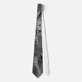 タイの黒く及び白いスタイルの抽象芸術のプリントB オリジナルタイ