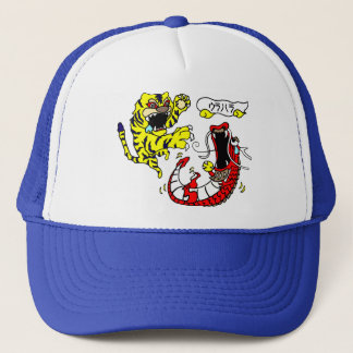 タイガー及びドラゴンドラゴンソーダキャップ キャップ