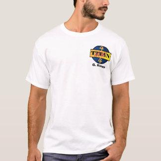 タイタン4のニュース Tシャツ