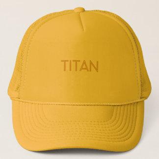 タイタン キャップ