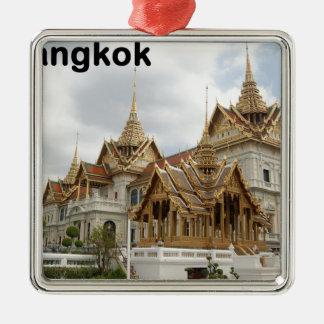 タイバンコクの壮大な宮殿(新しい) (St.K) メタルオーナメント