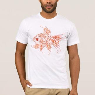 タイプの金魚 Tシャツ