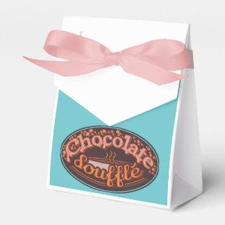 """タイプエラーのテント/バッグ""""チョコレートSoufflé """" フェイバーボックス"""