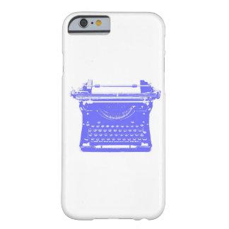 タイプライターの電話箱 BARELY THERE iPhone 6 ケース
