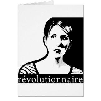 タイプライターの革命家 カード