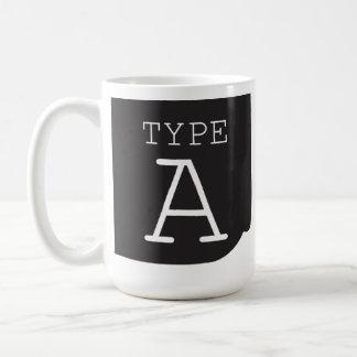 タイプ人格マグ コーヒーマグカップ