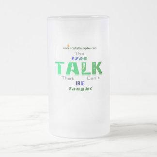 タイプ-ガラス フロストグラスビールジョッキ