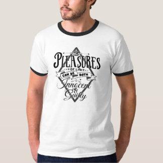 タイポグラフィの引用文 Tシャツ