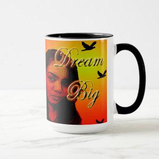 タイポグラフィポスターデザインのコーヒー・マグ マグカップ