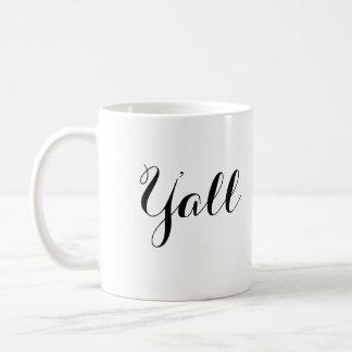 タイポグラフィ コーヒーマグカップ