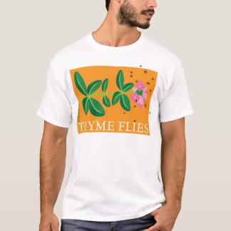 タイムは飛びます(Kremer) Tシャツ