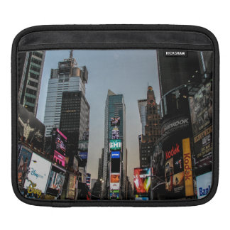 タイムズ・スクエア、ニューヨークシティ iPadスリーブ