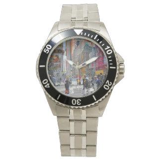 タイムズ・スクエア 腕時計