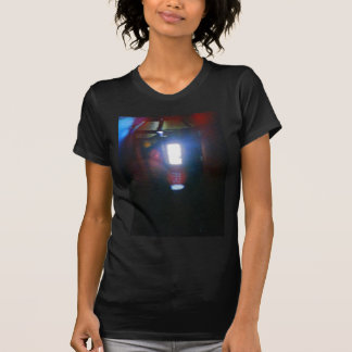 タイムマシンの渦の輸送 Tシャツ