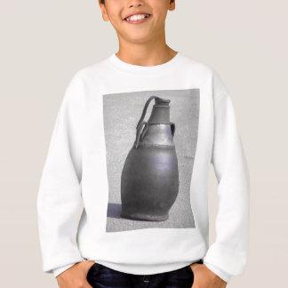 タイヤから水容器への スウェットシャツ
