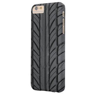 タイヤの踏面のIphoneカバーSportscar Barely There iPhone 6 Plus ケース