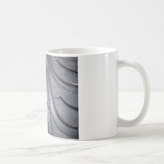 タイヤの踏面 コーヒーマグカップ