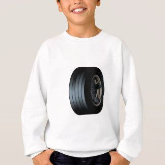 タイヤ スウェットシャツ