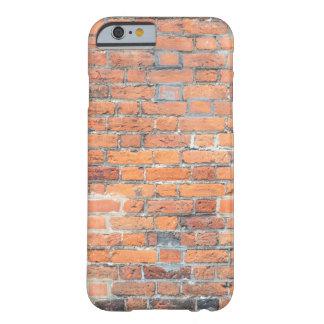 タイルを張られたレンガ壁の都市質パターン BARELY THERE iPhone 6 ケース