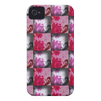 タイルを張られた花 Case-Mate iPhone 4 ケース