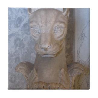 タイル--エジプト猫 タイル