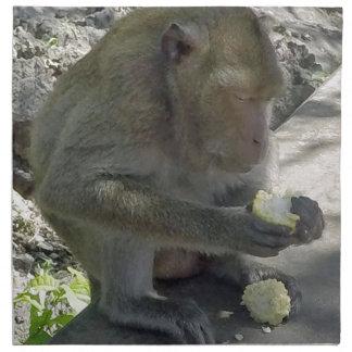タイ猿 ナプキンクロス