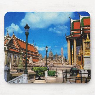 タイ、バンコク、中のWat Phra Keo マウスパッド
