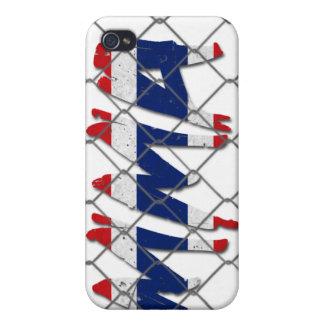 タイMMAの白いiPhoneの箱 iPhone 4 Case