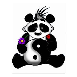 タオのパンダ ポストカード