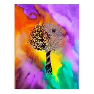 タオの木 ポストカード