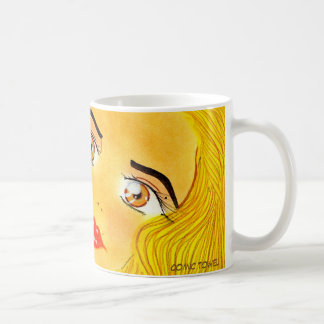 タオルはコーヒー・マグに接吻します コーヒーマグカップ
