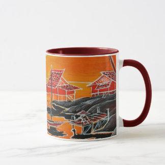 タオ戸田の採取 マグカップ