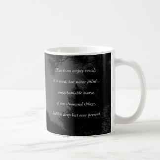 タオTe Ching No.3 /Mug コーヒーマグカップ