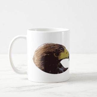 タカのヘッドコーヒー・マグ コーヒーマグカップ