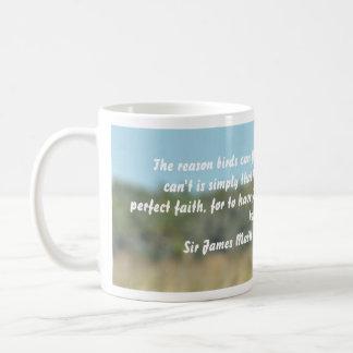 タカのマグ コーヒーマグカップ