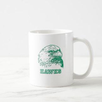 タカのロゴ コーヒーマグカップ