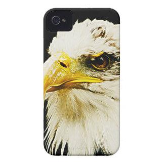 タカの一見 Case-Mate iPhone 4 ケース