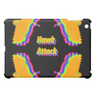 タカの攻撃 iPad MINIケース