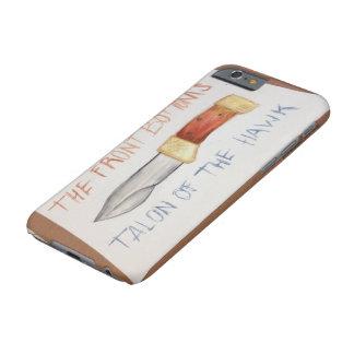 タカの爪 BARELY THERE iPhone 6 ケース