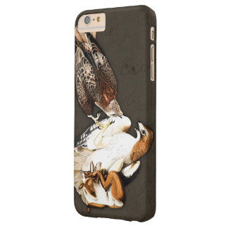 タカの狩りのヴィンテージ BARELY THERE iPhone 6 PLUS ケース
