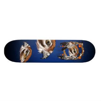 タカの顔のDreamcatcherのスケートボード スケートボード