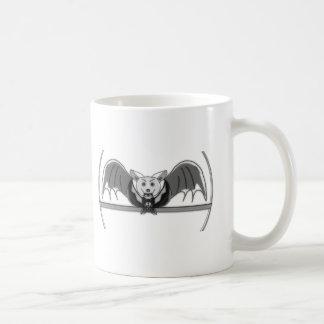タキシードのこうもり! コーヒーマグカップ