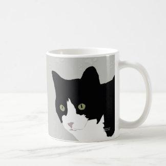 タキシードの子猫のマグ コーヒーマグカップ